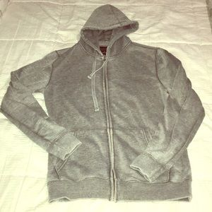 Men's S Light Gray Urban Sweatshirt